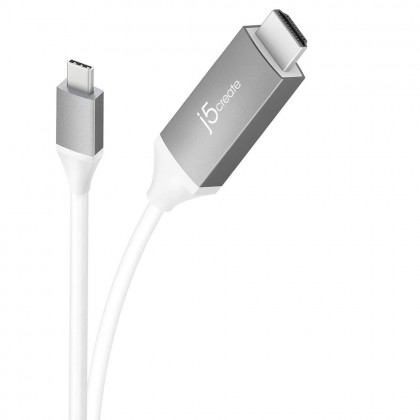 J5CREATE JCC153G 4K TYPE-C TO HDMI 1.5M CABLE